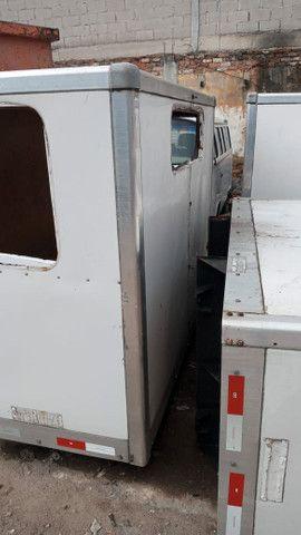 Cabine auxiliar para caminhão - Foto 5