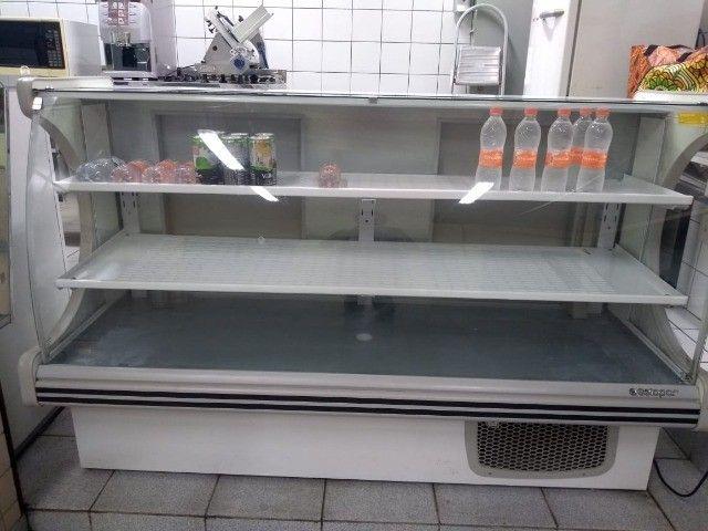 Balcão Refrigerado Gelopar GPSV-175