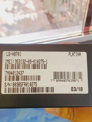 LG G6 64 gigas NÃO ACEITO TROCAS !!!! - Foto 2