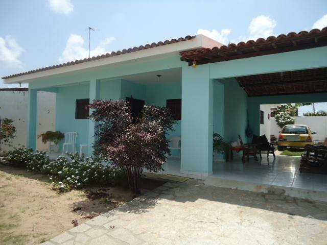 Excelente Casa em José Américo - 3qts, 3 vagas