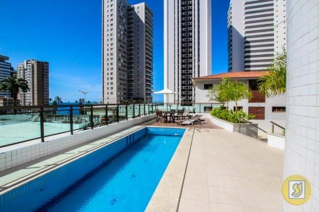 Apartamento para alugar com 2 dormitórios em Meireles, Fortaleza cod:48871 - Foto 2