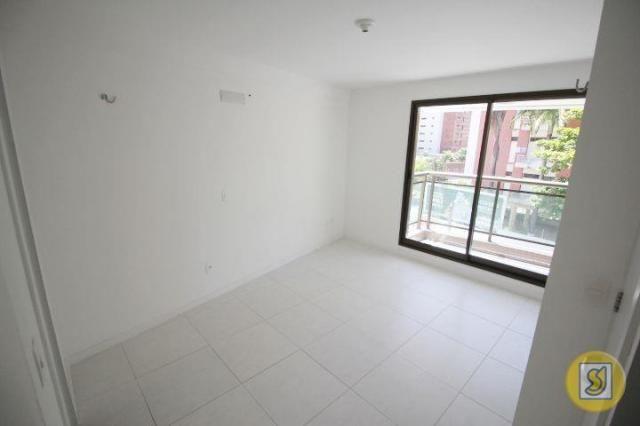 Apartamento para alugar com 2 dormitórios em Meireles, Fortaleza cod:48871 - Foto 17