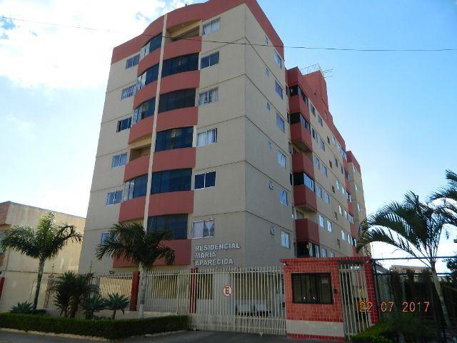 Apartamento 2 quartos com armários na cozinha QC 118 Samambaia sul