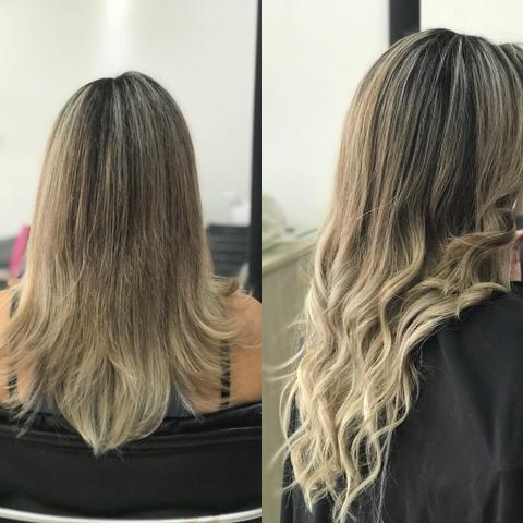 Extensão invisível hair apenas 999,00