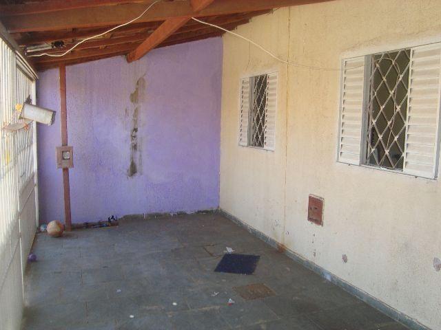 Casa 3 quartos Samambaia com garagem