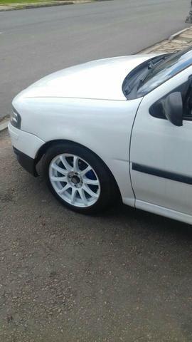 Troco GTR Sport novas com pneus bons
