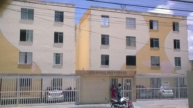Apartamento, bairro Ponto Novo 02 quartos, Aracaju/SE