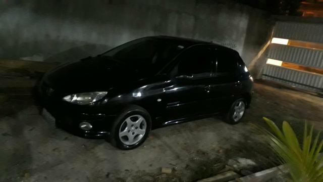 Peugeot /206 1.4 moonlt fx