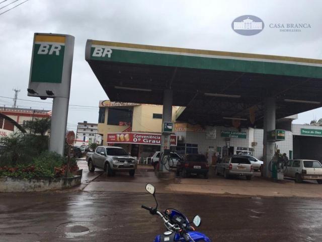 Posto de gasolina à venda, Centro, Paranatinga.