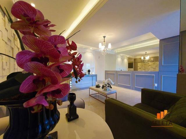 Apartamento com 2 dormitórios à venda, 63 m² por r$ 278.000,00 - tabuleiro - camboriú/sc - Foto 6