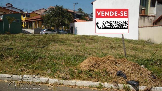 Terreno à venda, 302 m² por R$ 160.000,00 - Morada da Colina - Resende/RJ - Foto 2