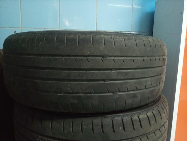 Rodas 14 com pneus 185/55/14 - Foto 2