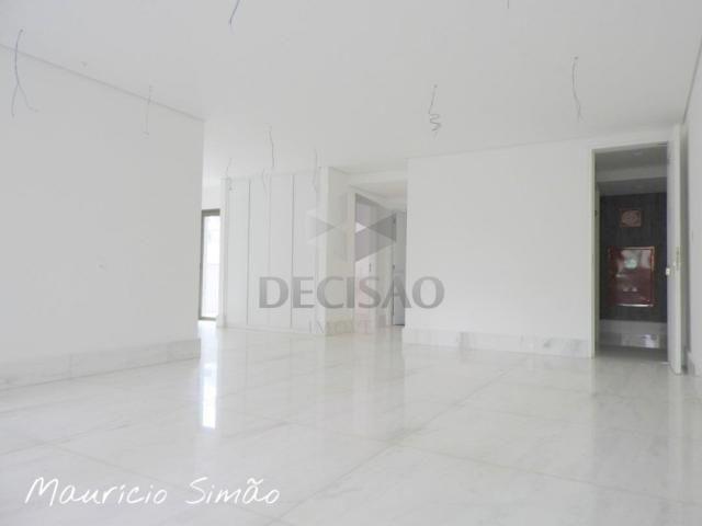 Apartamento 4 quartos à venda, 4 quartos, 4 vagas, carmo - belo horizonte/mg