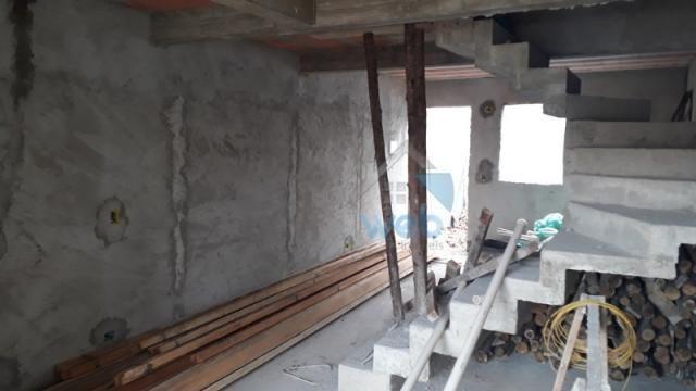 Oportunidade de compra! sobrado, 02 quartos, aproximadamente 77 m², em construção na regiã - Foto 6