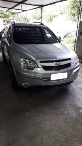Vendo Captiva V6 top de linha 2012