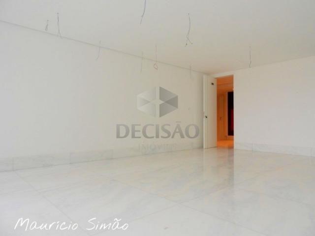 Apartamento 4 quartos à venda, 4 quartos, 4 vagas, carmo - belo horizonte/mg - Foto 2