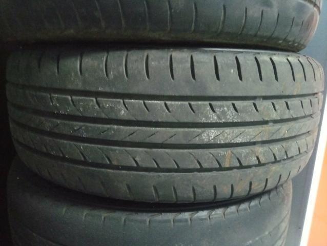 Rodas 14 com pneus 185/55/14 - Foto 4