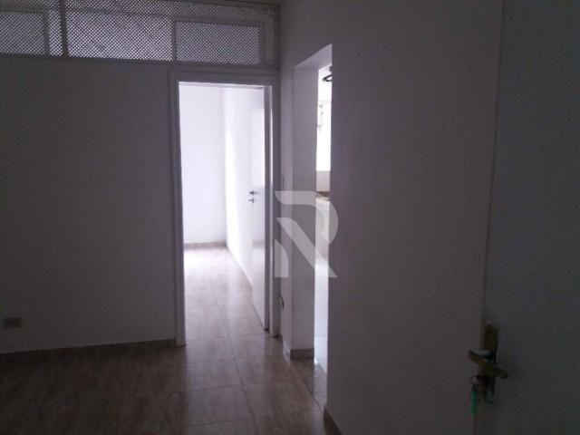 Apartamento com 1 dormitório para alugar, 46 m² por r$ 1.150/mês - tupi - praia grande/sp - Foto 2
