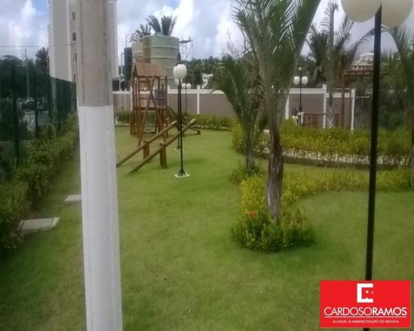 Apartamento para alugar com 2 dormitórios em Caji, Lauro de freitas cod:AP07965 - Foto 11