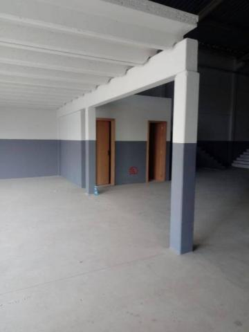 Galpão para alugar, 313 m² por r$ 3.500,00/mês - itajuba - barra velha/sc - Foto 14