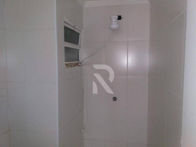 Apartamento com 1 dormitório para alugar, 46 m² por r$ 1.150/mês - tupi - praia grande/sp - Foto 10