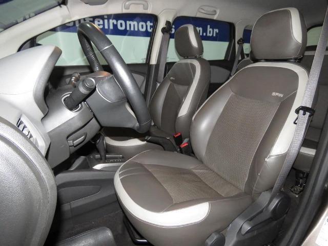 Chevrolet Spin 1.8 LTZ 8v Flex 4p Automático 7 Lugares Top de Linha C/ MyLink - Foto 15