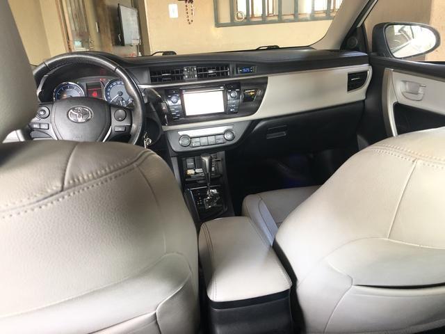 Corolla xei 2.0 aut / 2015 - Foto 6