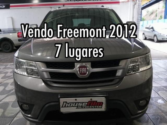 Vendo Fiat Freemont 2012 7 lugares