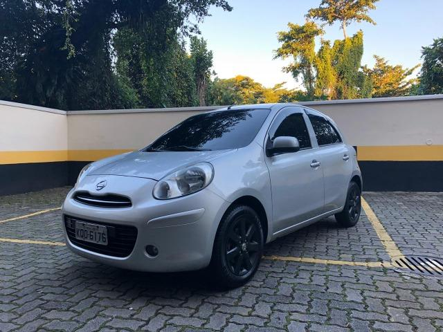 Nissan March 2013 completo