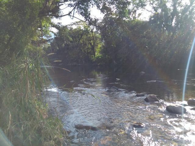 Área com 30 hectares com 600 metros de rio - Foto 14