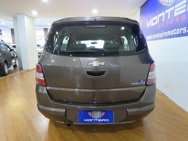 Chevrolet Spin 1.8 LTZ 8v Flex 4p Automático 7 Lugares Top de Linha C/ MyLink - Foto 5