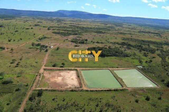 Fazenda na região rosário oeste