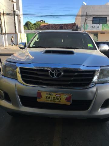 Hilux SRV 2013 Turbo Diesel