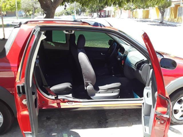 Fiat Strada Working 1.4 vermelha Apenas Venda - Foto 2