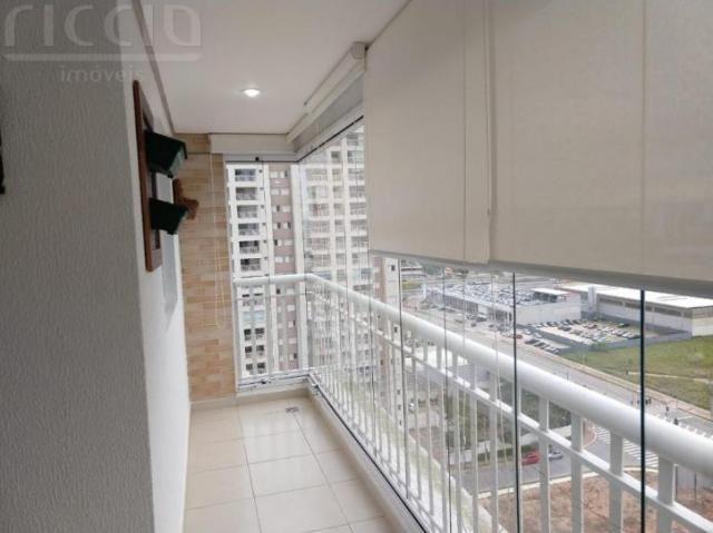 Apartamento à venda com 3 dormitórios em Royal park, São josé dos campos cod:AP0609 - Foto 7
