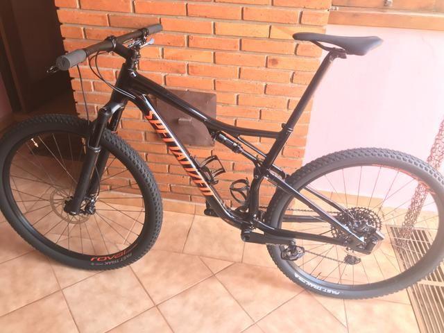 Bicicleta Specialized Epic Comp Full 2019 - Foto 5