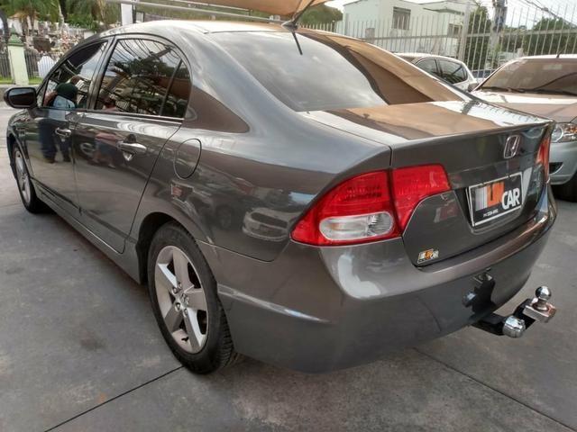 Honda Civic LXS - Automático + Multimídia - Foto 3