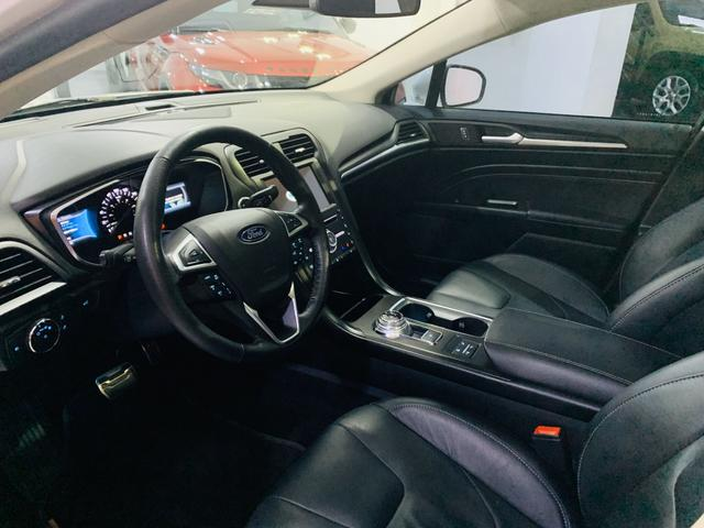 Ford Fusion Titanium 2.0 Hybrid 4p Aut - Foto 9