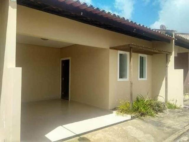 Casa em condomínio no Araçagy 1100 reais