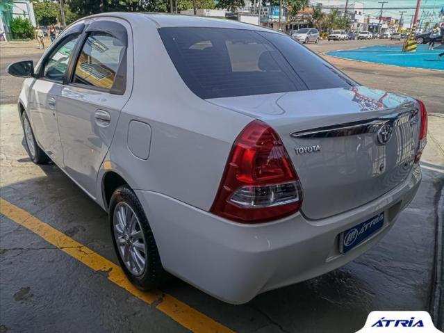 Toyota Etios 1.5 Xls Sedan 16v - Foto 4