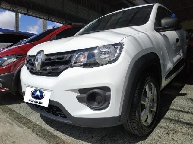 Renault Kwid Zen 1.0 (Flex) 2019 - Foto 7