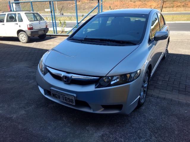 Honda civic LXL 1.8 2010/2011 carro zerado segundo dono ( Criciúma SC)
