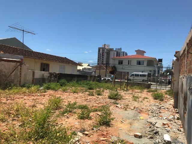 Terreno 360m2 - viabilidade 14 andares - Rua Eugênio Portela - Barreiros - São José - Foto 5