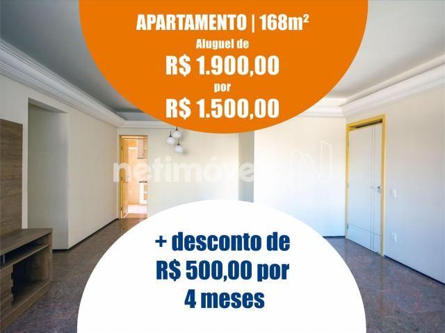Apartamento para alugar com 3 dormitórios em Aldeota, Fortaleza cod:770832
