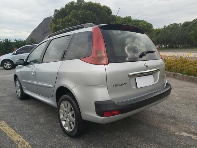 Peugeot 207 SW 1.6XS Flex 2011 Automática Ipva 2020 pago - Foto 5