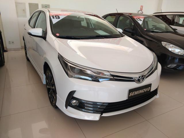 Toyota corolla xrs 2018/2019