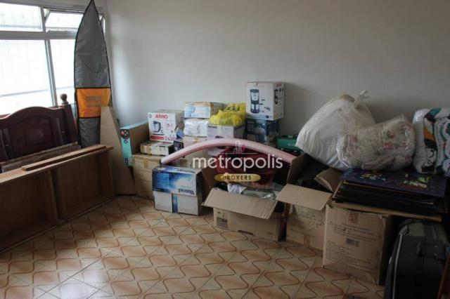 Sobrado com 4 dormitórios para alugar, 246 m² por R$ 4.000/mês - Cerâmica - São Caetano do - Foto 4