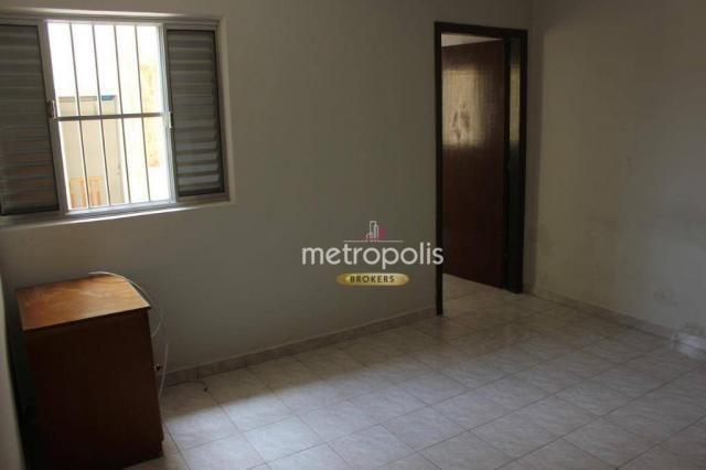 Sobrado com 4 dormitórios para alugar, 246 m² por R$ 4.000/mês - Cerâmica - São Caetano do - Foto 7
