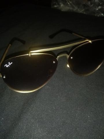 e91c46203d229 Óculos Aviador Ray-Ban Original com certificado e case (com brinde ...