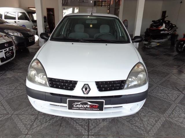 Renault Clio Legalizado suspensao e xenon - 2004 - Foto 6